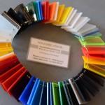 vielfältige Farbenauswahl