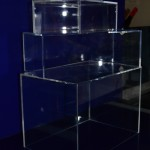 Acrylglashauben